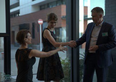 Safe365 Awards - Mark Ennis Presents an Award