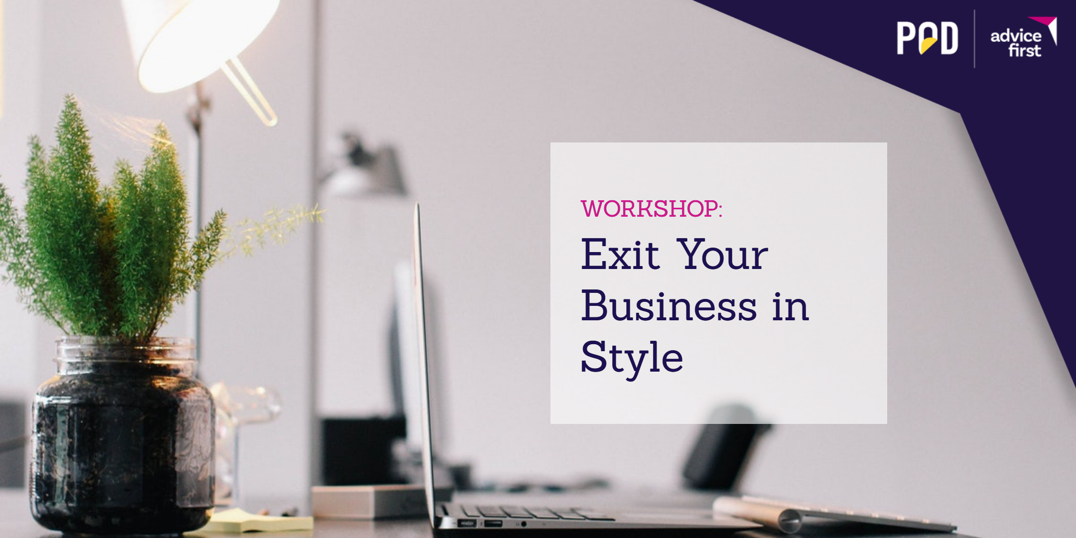 Exit Your Business in Style – Wellington