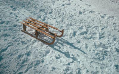 DASH[BOARD]ING THROUGH THE SNOW